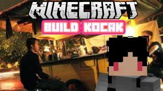 Minecraft Indonesia - Build Kocak (52) - Angkringan!