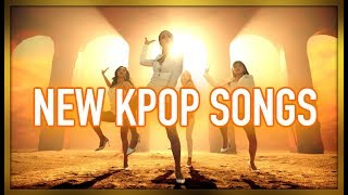 NEW K-POP SONGS | JULY 2018 (WEEK 3)