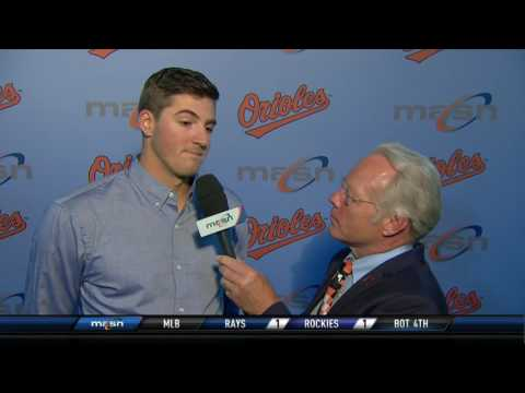 Kevin Gausman talks about his performance against the Yankees