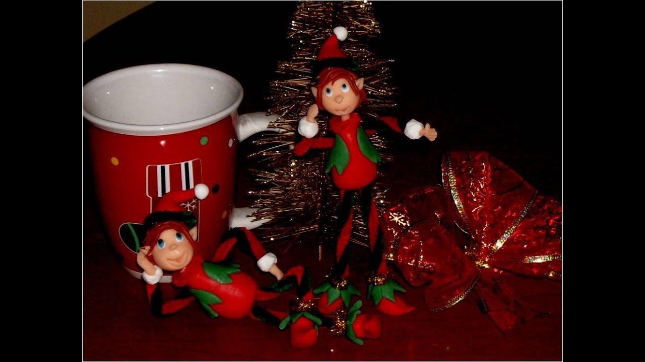 Clases de manualidades navide as duendes de porcelana fr a for Lecciones de castorama de bricolaje