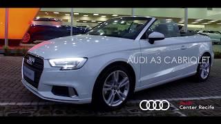 Audi A3 Cabriolet design com muito estilo Audi