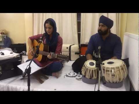 Sun Naah Prabhoo Jeeo - Jagdeep Kaur - Amritpal Singh - Northampton Sikhs