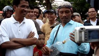 Bapake Botol (Pak Kusen)