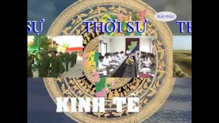 CHUONG TRINH THOI SU HAI HAU  MUNG 3 TET 2016