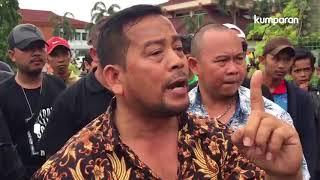 Panglima FBR Se Jabodetabek Terkait Demo Yang dilakukan GMBI