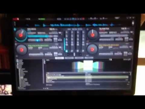 How to connect a dj mixer to a laptop!!