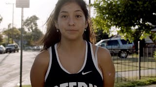Marines Athlete of the Month - Ariatna Reyes-Rivera