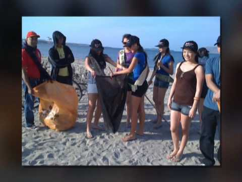 The Beach Clean Up, January 30, 2010