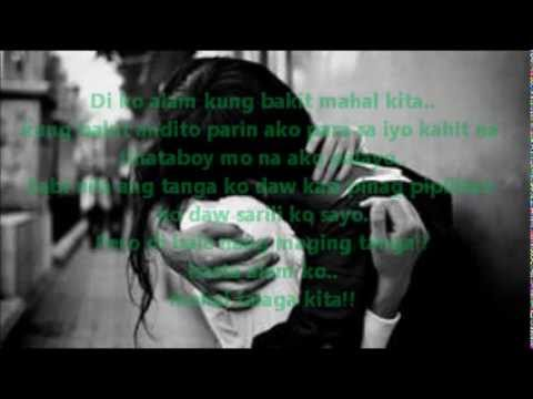 Tagalog Love Quotes (music Porque By Maldita ) video