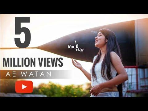 Download Lagu  Ae Watan | Female Version | Shubhangi | Raazi | Alia Bhatt | Arijit Singh | Gulzar | Rockfarm Mp3 Free