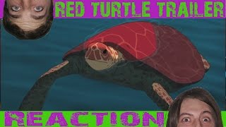 THE RED TURTLE | TRAILER REACTION