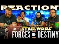 """Star Wars: Forces Of Destiny REACTION!! """"BB 8 Bandits"""""""