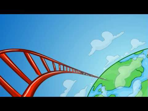 ROLLER COASTER JUNKIE - A cartoon about Roller Coasters