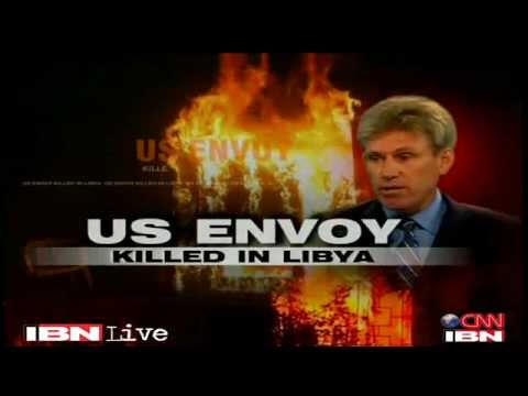 'Seems the attack in Libya was planned' says Ex-envoy to US