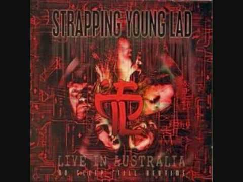 Strapping Young Lad - Centipede