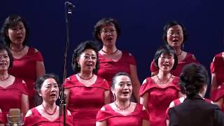 女聲合唱 我們是運河的流水 西雅图华夏之声合唱团female Chorus We Are The Drifting Water In The Canal Seattle Chinese Chorus