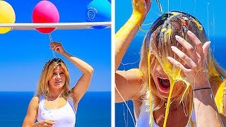 Best Challenges And Pranks Compilation