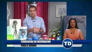 Martin Amado y las tendencias en decoración para el verano