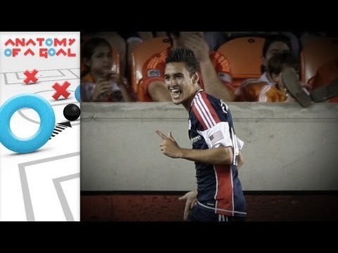 Anatomy of a Goal: Diego Fagundez gives the Dynamo a physics lesson