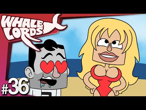 Minecraft - Whale Lords: Pamela Anderson [36]