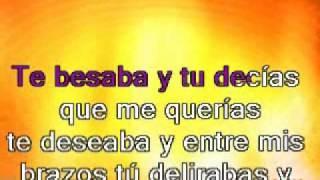 Miseria de amor   Iván Cruz   Antonio Martell   Autor   Karaoke