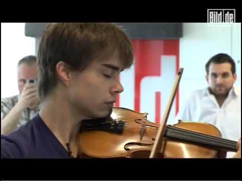 Alexander Rybak at Bild.de