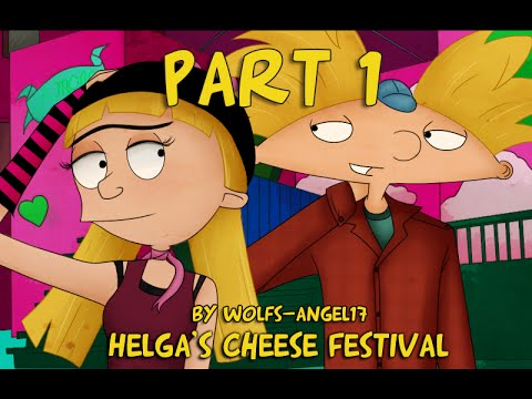 Lets Play: Helga's Cheese Festival - Part 1 | PERFECT Ending Path