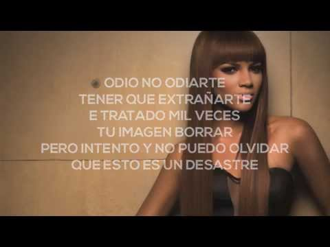 Leslie Grace - Odio No Odiarte Lyrics