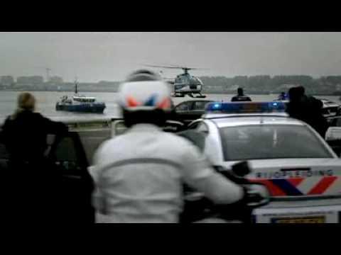 Politie achtervolging commercial