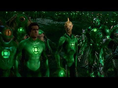 Green Lantern Corps | Green Lantern Extended cut thumbnail