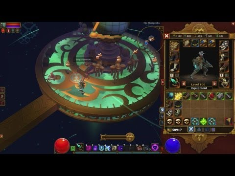 Torchlight 2 Outlander 100 Lvl How To Save Money And Do