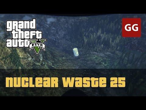 Nuclear Waste 25 — GTA 5