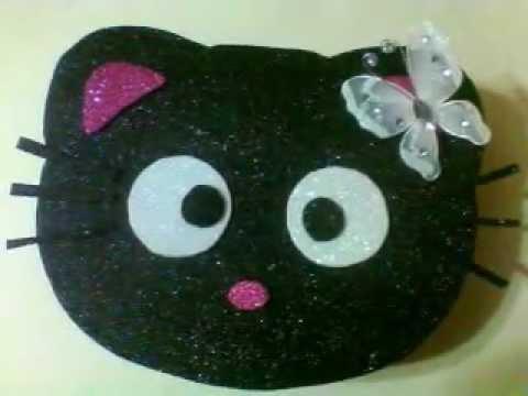 Cajas Dulceros Invitaciones Recuerdos Chococat
