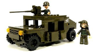 Sluban army М38-В0297 hummer