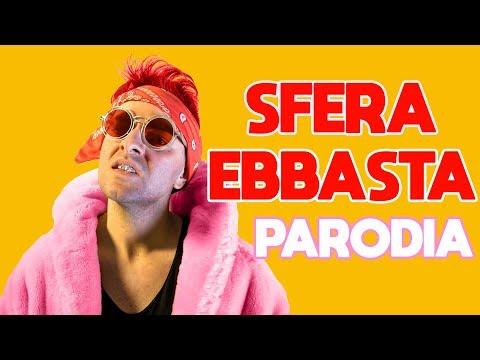 PARODIA SFERA EBBASTA ROCKSTAR ALBUM(Cupido,Sciroppo,Ricchi per sempre ecc) - iPantellas