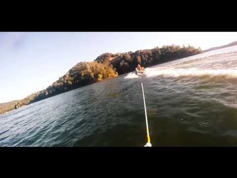 Go Pro Hero HD-EXTREME WATER TUBING(1ST PERSON)