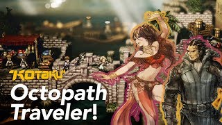 Which Octopath Traveler Are You?