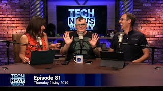 VR on the Beach - Tech News Weekly 81