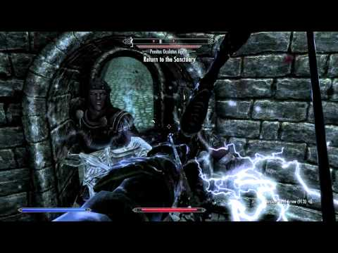 Skyrim | Dark Brotherhood Ending | Betrayal | 1/2