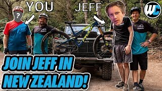Ride New Zealand w/ Jeff This December!