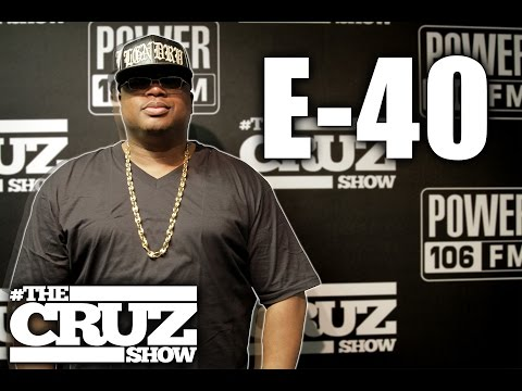 [VIDEO] E-40 Tells the Stories Behind the Classics: Sprinkle Me, Player's Ball, Tell Me When To Go