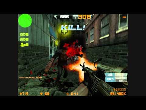 Counter-Strike Online【CSO】- 玩《災厄之章》最慘、最不想發生的事件! Music Videos