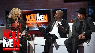 Kym Whitley Calls Out Tyrese for Being a Player | It's Not You, It's Men | OWN