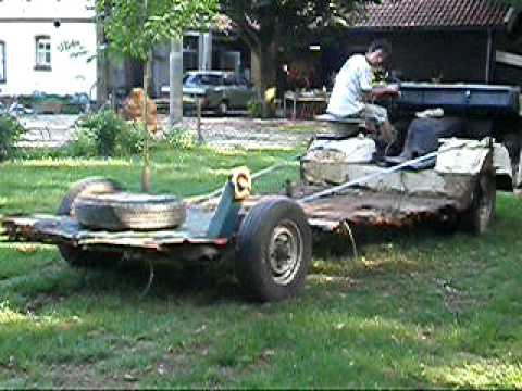 Sylvester dieselmotor