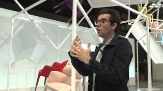 Ester PEDRALI - INTERVISTA AL DESIGNER Patrick Jouin