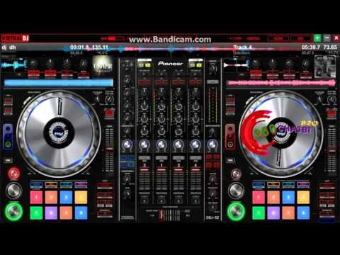 شعبي مغربي نايضة  dj virtual 8 pioneer thumbnail