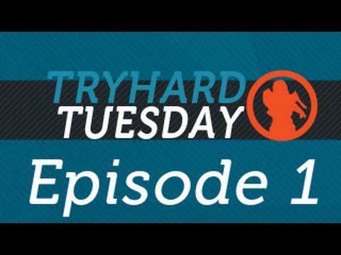 Tryhard Tuesday Episode 1 - Sticky Det Clips!