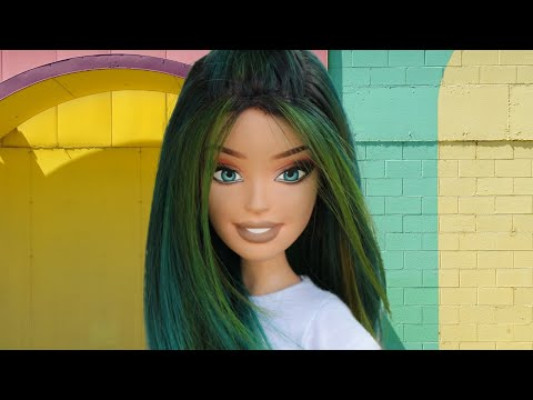 Step by step - Rainbow Hair | The Royal Dolls Feat Cosmopolitan | Coloring by Novo Arte