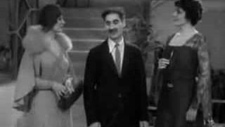 Watch Groucho Marx Laws Of The Administration video