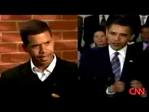Barack Obama Impression Reel, Iman Crosson